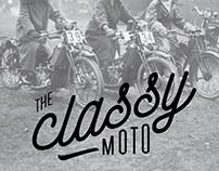 The Classy Moto - Logo Design