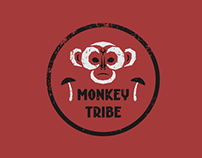 Monkey Tribe - Logo
