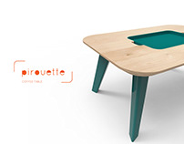 PIROUETTE (Coffee table)