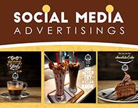 Cafe Social media