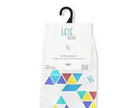 UX & Branding for Lété Socks