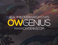 OWGenius :: Real Time Overwatch Stats