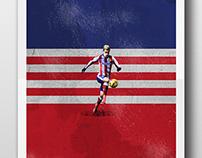 La Liga BBVA Vintage Posters