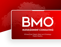 BMO Management consulting. Business solutions