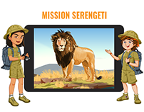 MISSION SERENGETI