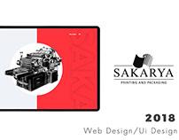 Sakarya Matbaacılık Website Design