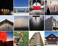 Fotografie Grid (Instagram)