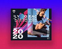 Flying Eagle Calendar 2020