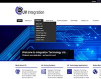 Responsive WordPress Website ITL