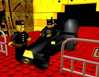 LEGO BATMAN EGYPT