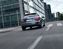 Audi | A1. Innovation impressed in every detail | TVC