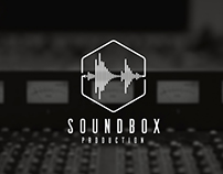 SoundBox Production | Branding