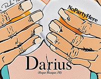 Darius (Roche Musique, FR)