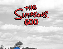 The Simpsons 600