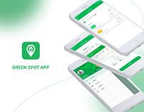 Green Spot App