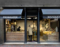 Fromagerie Bousquet la Crème de Carcassonne
