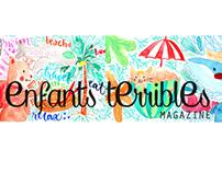 Enfants Terribles Magazine Feature