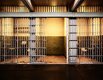 Small spaces (BoConcept): Alcatraz