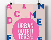 Urban Outfitters Campaign and lookbook