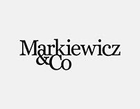 Mankiewicz & Co Branding