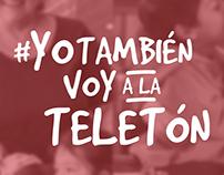 Campaña Institucional para Teletón Uruguay