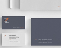 PROA Visual Identity
