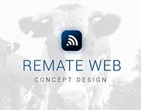 Remate Web App