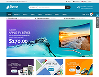 SJ Revo - Stunning eCommerce Joomla Template