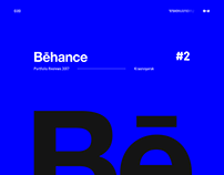 Behance Portfolio Reviews 2017 #2