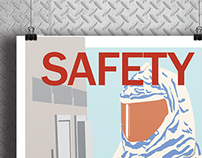 Workplace safety posters II