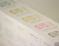 Yamamotoyama Tea Box Redesign