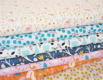 Fabric collection for Cloud9 fabrics