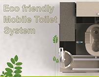ECO-FRIENDLY MOBILE TOILET