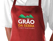 Grão da Serra Supermercado | Identidade Visual