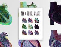 find your heart – Illustration