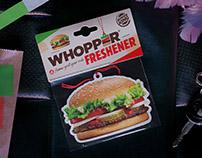 Burger King - Whopper Freshener