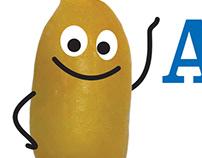Adams Peanut Butter Logo