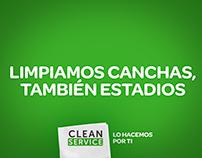 Clean Service — Lo hacemos por ti.