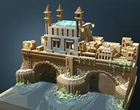 Medieval Bridge