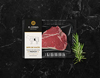 El Cerro | Branding & Packaging