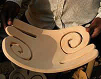 Jua Kali Wood Carving