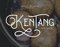 Kentang Typeface