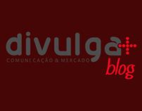Divulga+ Blog (Academic Work)