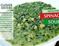 Spinach recipes and home remedies
