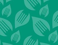 Green Fork Branding