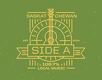 Saskatchewan Side A