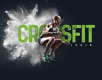 CrossFit UI Design