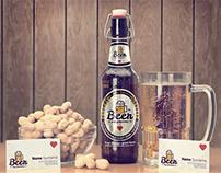 Beer Package & Branding Mock-up - Retro Edition