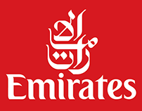 Emirates Website Concept