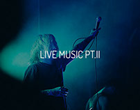 Live Music Photography PT. II
